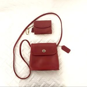 Authentic COACH vintage bundle - Genuine Leather